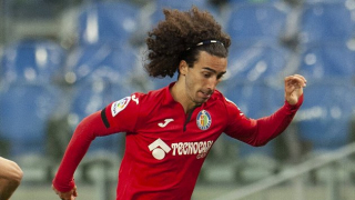 Getafe fullback Marc Cucurella open to Barcelona return: Will Messi be there?