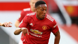 France boss Deschamps eases Martial Man Utd fitness fears