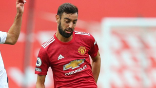Man Utd ace Fernandes clashed with Solskjaer before halftime of Brighton win