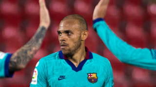 Braithwaite proud to take No9 Barcelona shirt