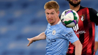 Man City boss Guardiola welcomes back De Bruyne, Ederson