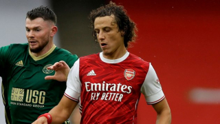 ​Arsenal fail in Luiz red card appeal