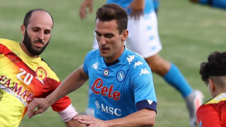 Agent admits Napoli may keep Milik to contract