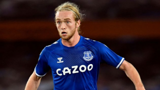 Everton midfielder Davies on Crystal Palace draw: We're really disappointed