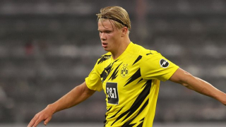 Borussia Dortmund striker Haaland wins Golden Boy ahead of Barcelona whiz Fati