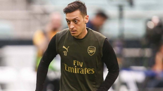 Arsenal manager Arteta defends Ozil Europe snub: Not the only one...