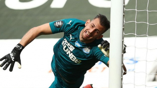 Dubravka set to replace Darlow for Newcastle clash with Wolves