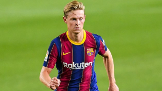 Bayern Munich coach Flick backing move for Barcelona midfielder De Jong