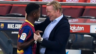 Koeman names every senior player in Barcelona squad for Copa del Rey final