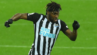 Lebouef says Newcastle winger Saint-Maximin capable of  bigger stage
