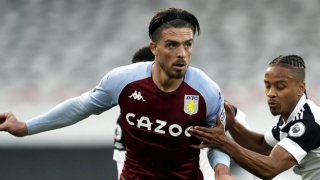 Aston Villa captain Grealish in squad for Everton clash