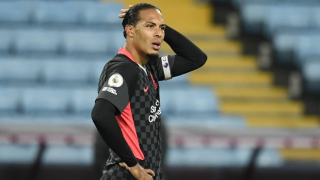 Liverpool boss Klopp: Van Dijk progress is very good