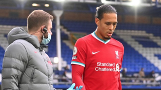 Liverpool boss Klopp: Van Dijk victim of crazy challenge I still don't understand