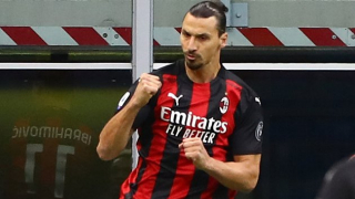 AC Milan striker Ibrahimovic in new swipe at Man City boss Guardiola