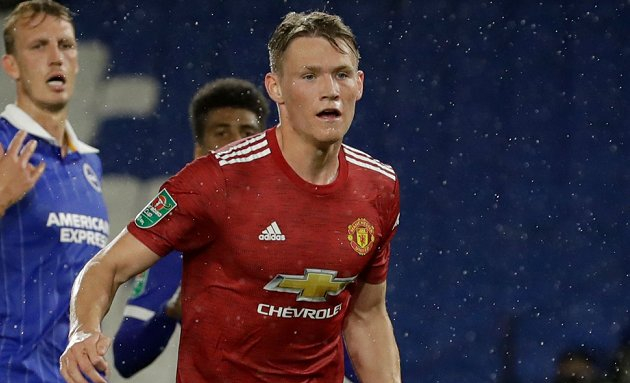 Man Utd Midfielder Mctominay Psg Result A Waste If We Can T Beat Rb Leipzig Football Addict