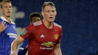 Man Utd midfielder McTominay: PSG result a waste if we can't beat RB Leipzig