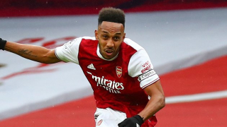 Aubameyang tells Arsenal: Let's turn around season with Tottenham win!