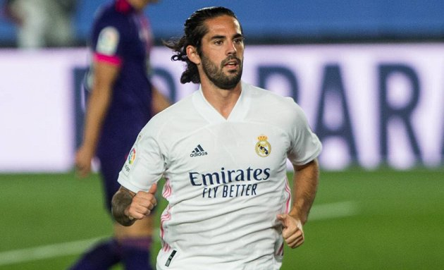 Isco has informed Real Madrid he wishes to leave.
