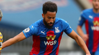 Townsend: I don't talk transfers with Crystal Palace pal Zaha