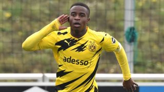 Eto'o urges Barcelona to go for Borussia Dortmund superkid Youssoufa Moukoko