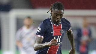 PSG open talks to secure Everton striker Moise Kean permanently