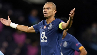 Porto captain Pepe on losing to Man City: Completely unfair, completely unfair