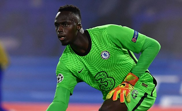 Chelsea goalkeeper Mendy: I need trophies to be considered ...
