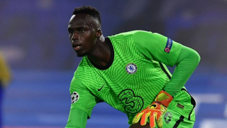 Chelsea goalkeeper Edouard Mendy: I really hope Rennes reach last 16