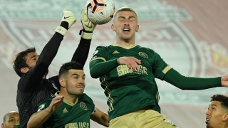 Sheffield Utd striker McBurnie allegedly arrested