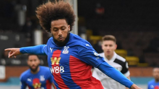 ​Crystal Palace seal new deal for midfielder Riedewald