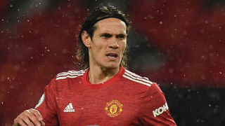 Boca Juniors in talks with Man Utd striker Cavani