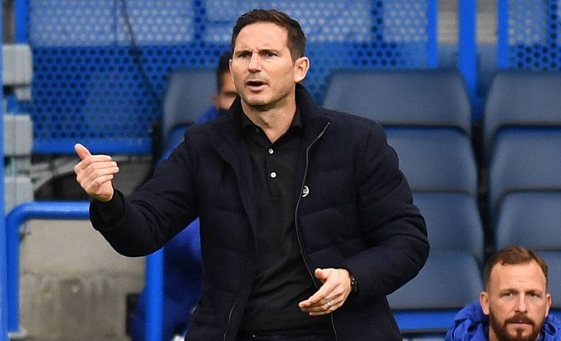 Abramovich lines up possible Lampard replacements