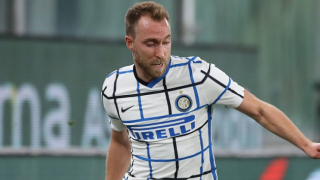 AC Milan defender Kjaer expects Eriksen to keep fighting for Inter place