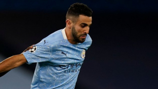 Man City ace Mahrez admits banter with Chelsea ace Kante about to heat up