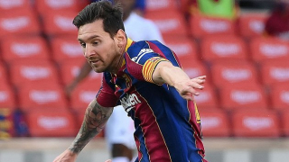 Barcelona ace Messi: Very special to lift Copa as captain here