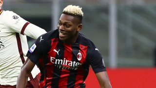 AC Milan striker Rafael Leao insists victory deserved against Bologna
