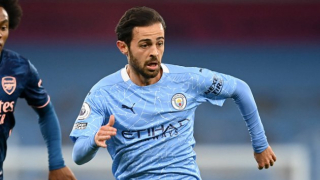 Man City star Bernardo Silva: Gladbach tie not over yet