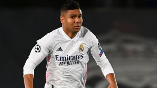 Real Madrid midfielder Casemiro happy to score in victory at Alaves