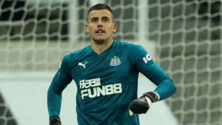 Wales move for Newcastle keeper Darlow