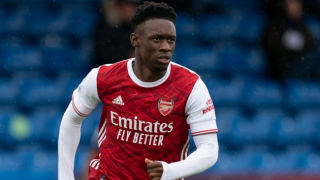 Foreign trio target Arsenal striker Folarin Balogun