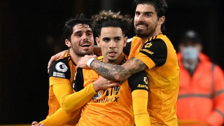 Wolves boss Nuno tells loan trio: We want you playing for the team not yourself