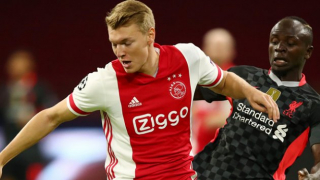 Agent admits Napoli watching Ajax defender Perr Schuurs