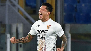 Benevento striker Gianluca Lapadula receives Peru call - despite Italy cap