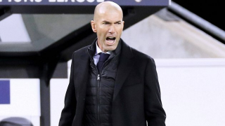 Real Madrid coach Zidane happy to 'suffer' at Liverpool to reach Champions League semifinals