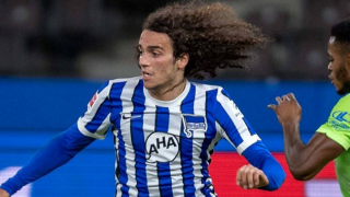 Hertha coach Labbadia hails Arsenal whiz Guendouzi after screamer: He has winning gene