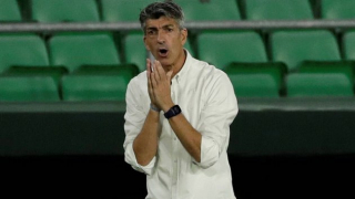 Watch: Real Sociedad coach Imanol in amazing tribute to fans after Copa triumph