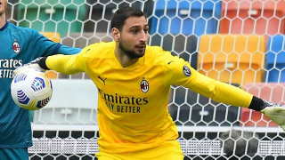 Pagliuca says AC Milan keeper Donnarumma best in the world