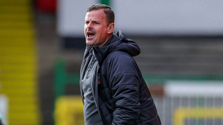 ​Boss Wellens parts company with Salford City