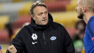Molde coach Erling Moe proud of players in Arsenal defeat