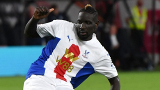Nice moving for Crystal Palace defender Mamadou Sakho